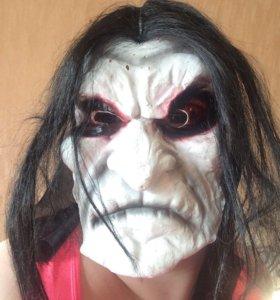Маска на Хэллоуин, праздник, маскарад, карнавал