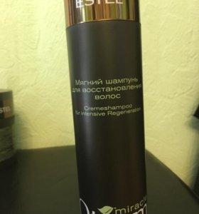 Мягкий шампунь для восстановления волос