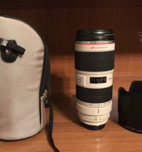 Объектив Canon EF 70-200 f/2.8 IS II USM