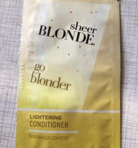 John Frieda blonde осветляющий кондиционер