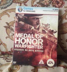 Medal of Honor: Warfighter (лицензия)