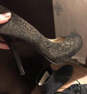 Женская обувь ( туфли)