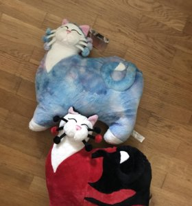 Игрушка-подушка Кошка