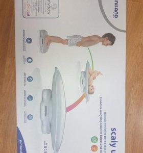 Детские весы 0-50 кг