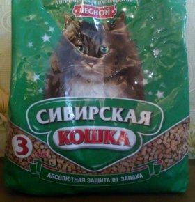Наполнитель для кошек