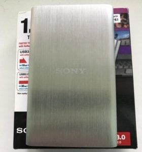 Sony HD-E1 внешний жёсткий диск
