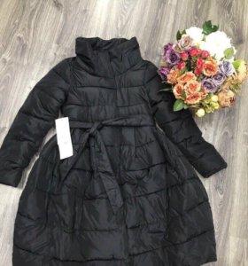 Куртка,пальто с пышной юбкой 42-44-46