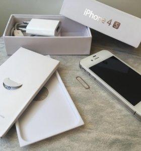 iPhone 4S 32Gb Ростест. Идеал