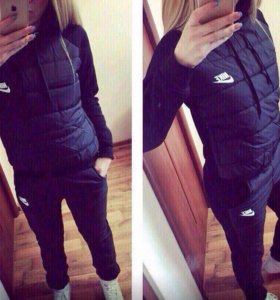 Костюм зимний тёплый Nike