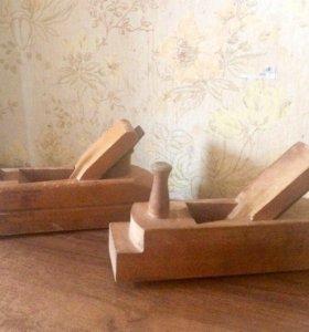 Рубанок деревянный СССР