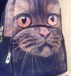 Рюкзак 3D