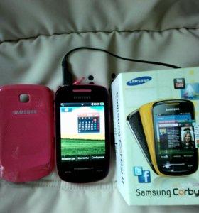 Телефон Samsung Corby 2