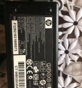 Зарядное устройство на ноутбук HP