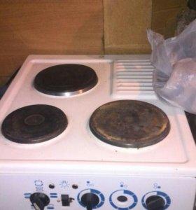 Плита с духовым шкафом