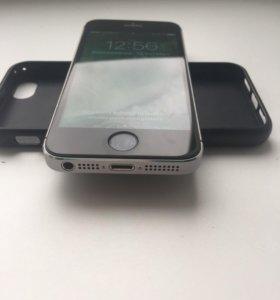 iPhone 5s 16g в идеале ios 10.3.3