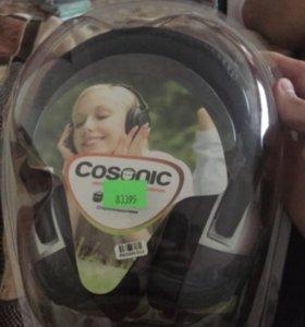 Стереонаушники Cosonic cd-860v