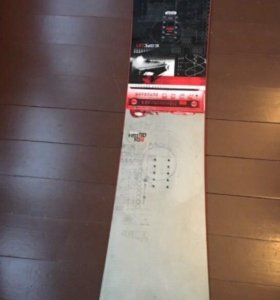 Сноуборд 157 см