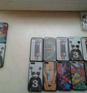 Чехлы и бамперы для iPhone 4 - 5 - 6s