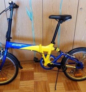 """Велосипед складной. Колёса 20"""""""