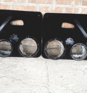 Дверные обшивки на ваз 2109-99 2114-15