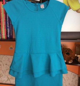 Платье юбка блузка
