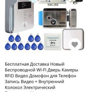 Ip wifi домофон