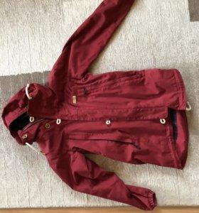 Новая куртка CODERED