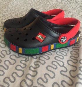 Crocs оригинал как новые C12-C13