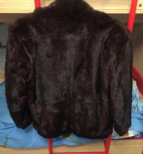 Норковая мужская Куртка