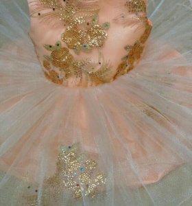 Детское платье р-р 80-92