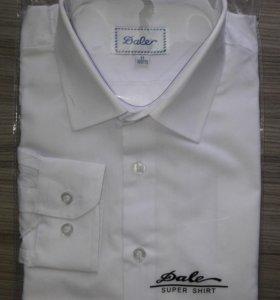 Новая школьная рубашка рост 164-170