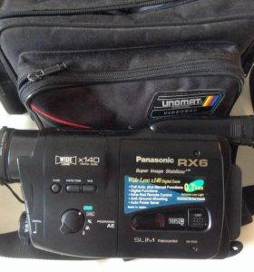 Видеокамера Panasonic кассетная