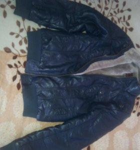 Куртка зимняя женская 46рр