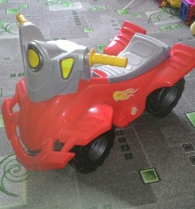 Толокар квадроцикл