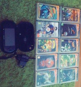 PSP и диски