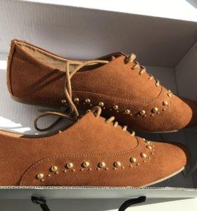 Ботинки Aldo новые