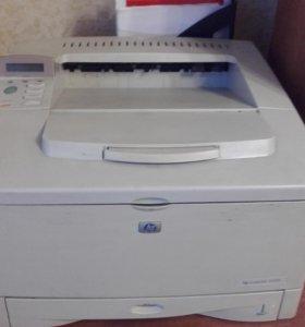 Принтер, картриджи