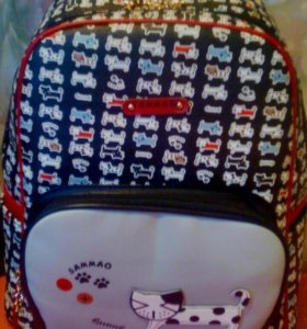 Рюкзак кожанный