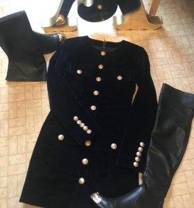 Платье - пиджак Balmain
