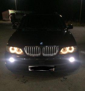 BMW X5 2006 г 3 л бензин
