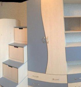 Мебель для детской комнаты!!