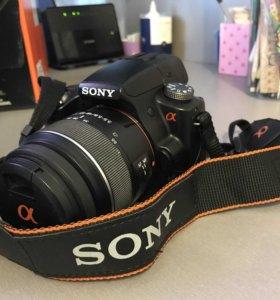Фотоаппарат SONY A55