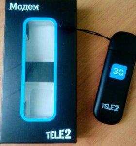 USB-модем ТЕЛЕ 2