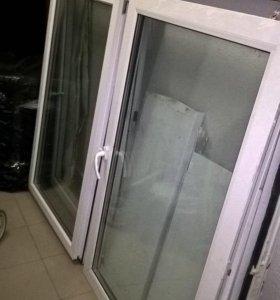 Окна пластиковые В-140 Ш-170
