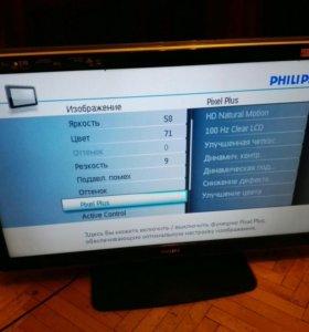 Телевизор 47 дюймов Philips 47 PFL 7403D/10