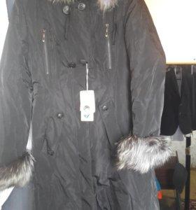 Женское куртка