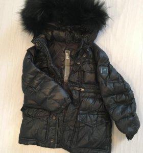 Куртка на мальчика 2-3 лет
