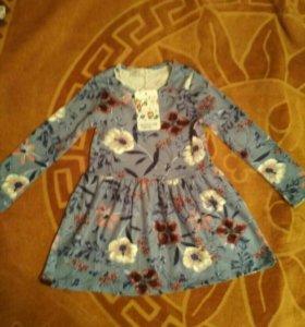 Платье 104-110 рост
