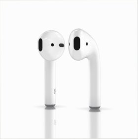 Bluetooth наушники. Apple AirPods аналог