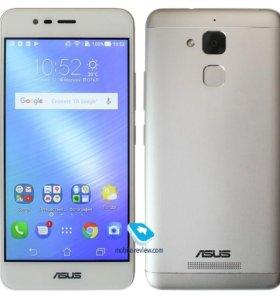 Смартфон asus zc520tl ZenFone 3 max